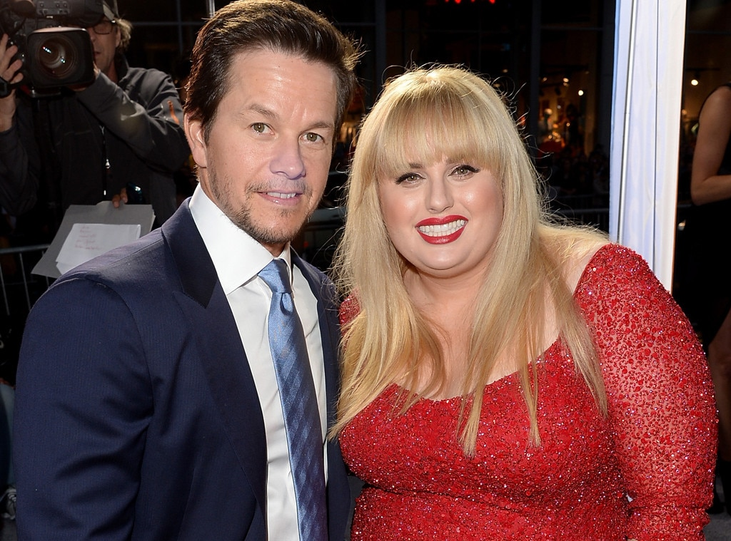 Mark Wahlberg, Rebel Wilson