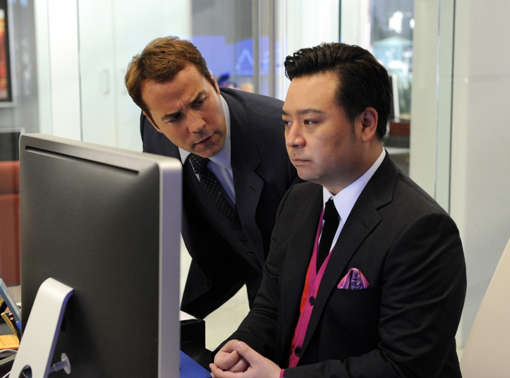 Jeremy Piven, Rex Lee, Entourage