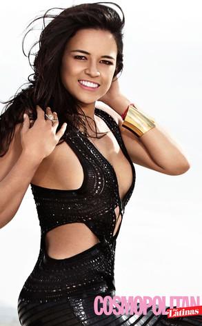 Michelle Rodriguez, Cosmopolitan for Latinas