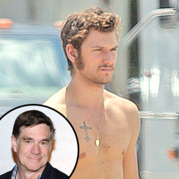 Fifty Shades of Grey Movie: Alex Pettyfer Stars in Sex Scene Directed by Gus Van Sant - E! News