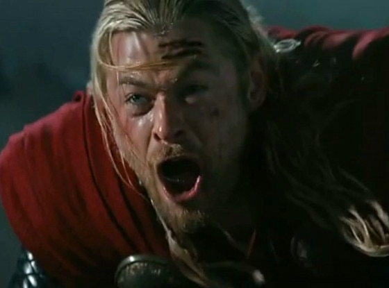 Thor Dark World trailer