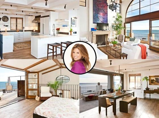 Daisy Fuentes, Malibu Home