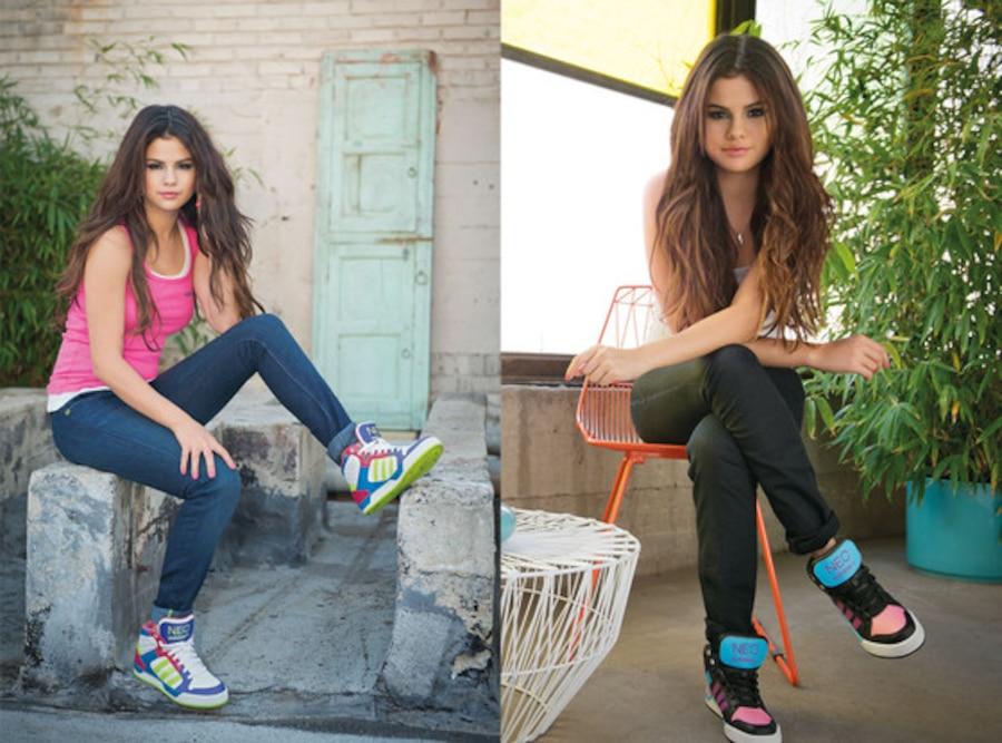 Selena Gomez, Adidas Neo Ad
