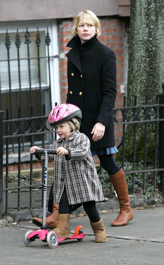 Michelle Williams, Matilda Ledger, Celebrity Babies