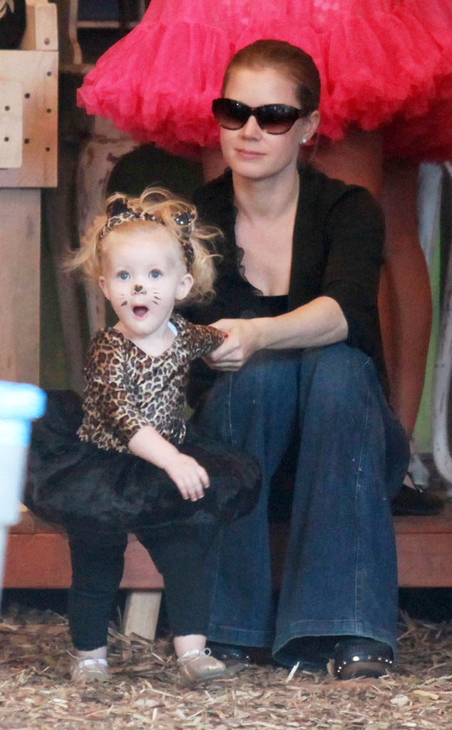 Amy Adams, Aviana Le Gallo, Baby Celebrities