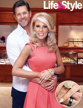 Gretchen Rossi, Slade Smiley, Life & Style