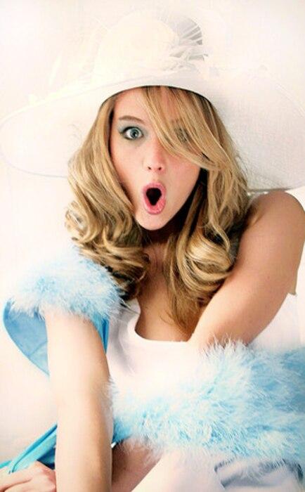 Jennifer Lawrence, Early Modeling Pics