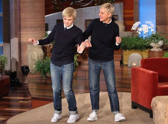 Kate McKinnon, Ellen DeGeneres Show