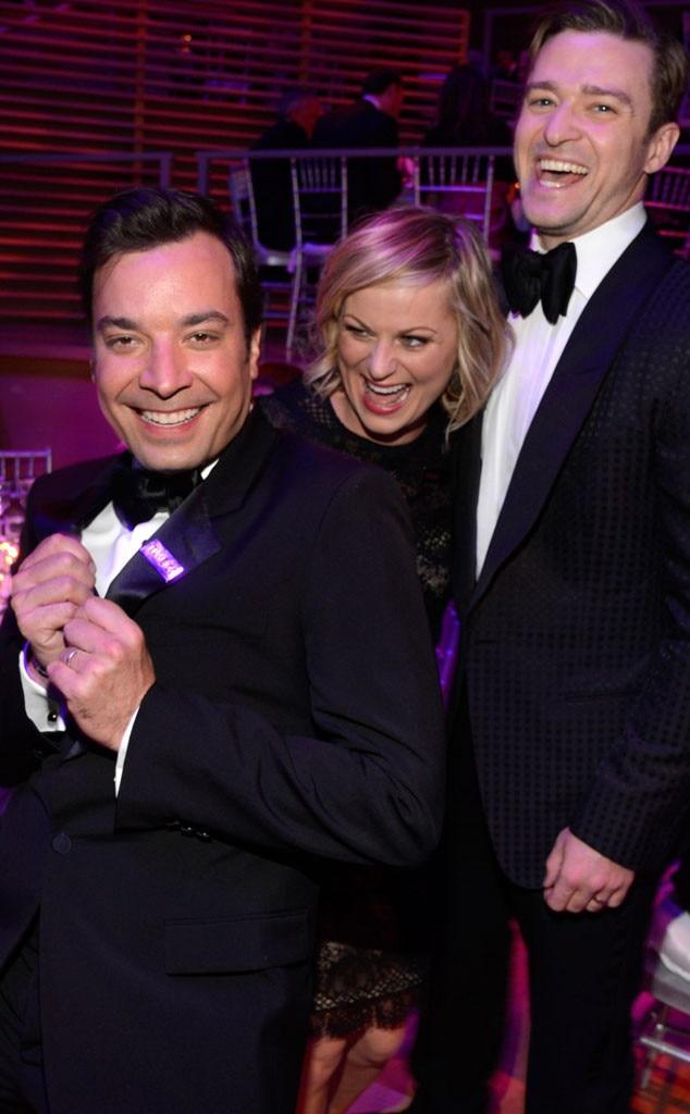 Jimmy Fallon, Amy Poehler, Justin Timberlake
