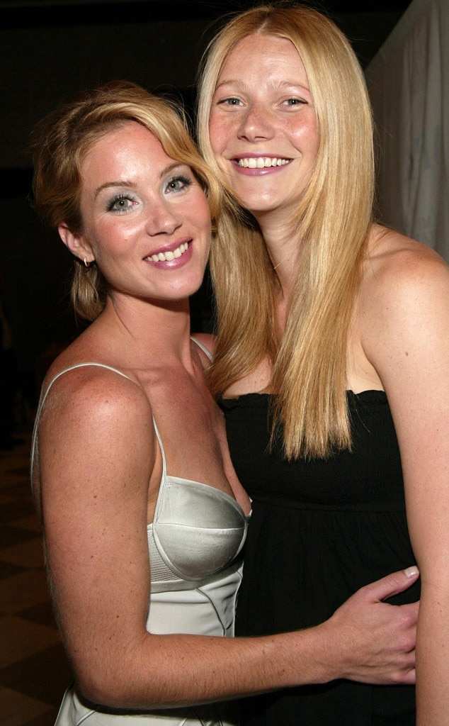 Christina Applegate, Gwyneth Paltrow