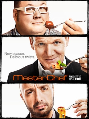 Master Chef, Season 4 Key Art