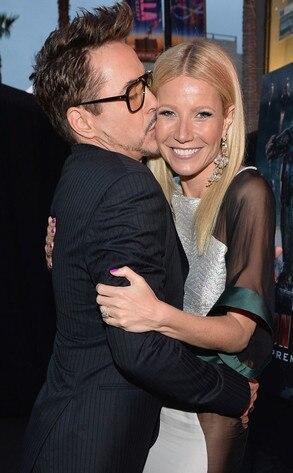 Robert Downey Jr, Gwyneth Paltrow