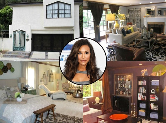 Naya Rivera Home