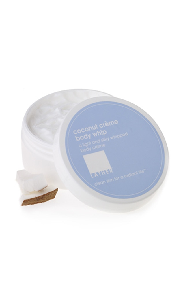 Lather Coconut Crème Body Whip