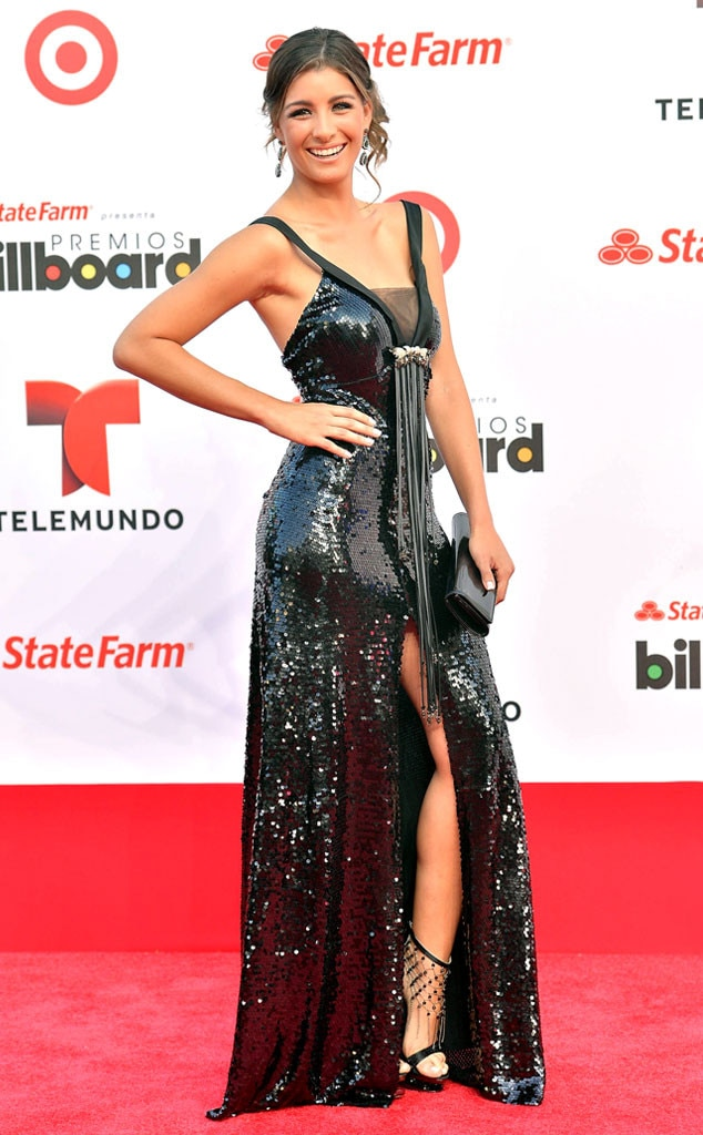 Natasha Dominguez, Billboard Latin Music Awards 2013