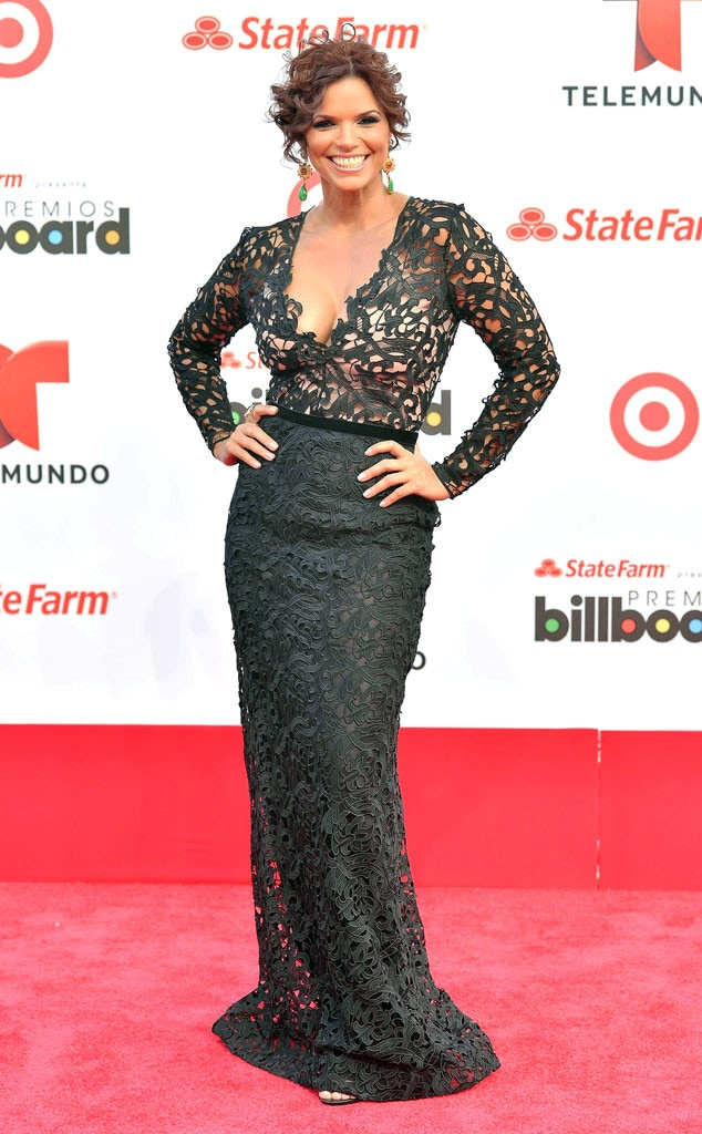 Rashel Diaz, Billboard Latin Music Awards 2013