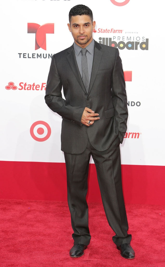 Wilmer Valderrama, Billboard Latin Music Awards 2013