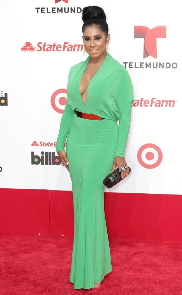 Elizabeth Ortiz, Billboard Latin Music Awards 2013