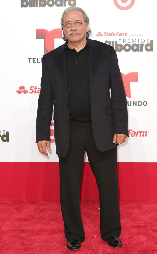 Edward James Olmos, Billboard Latin Music Awards 2013