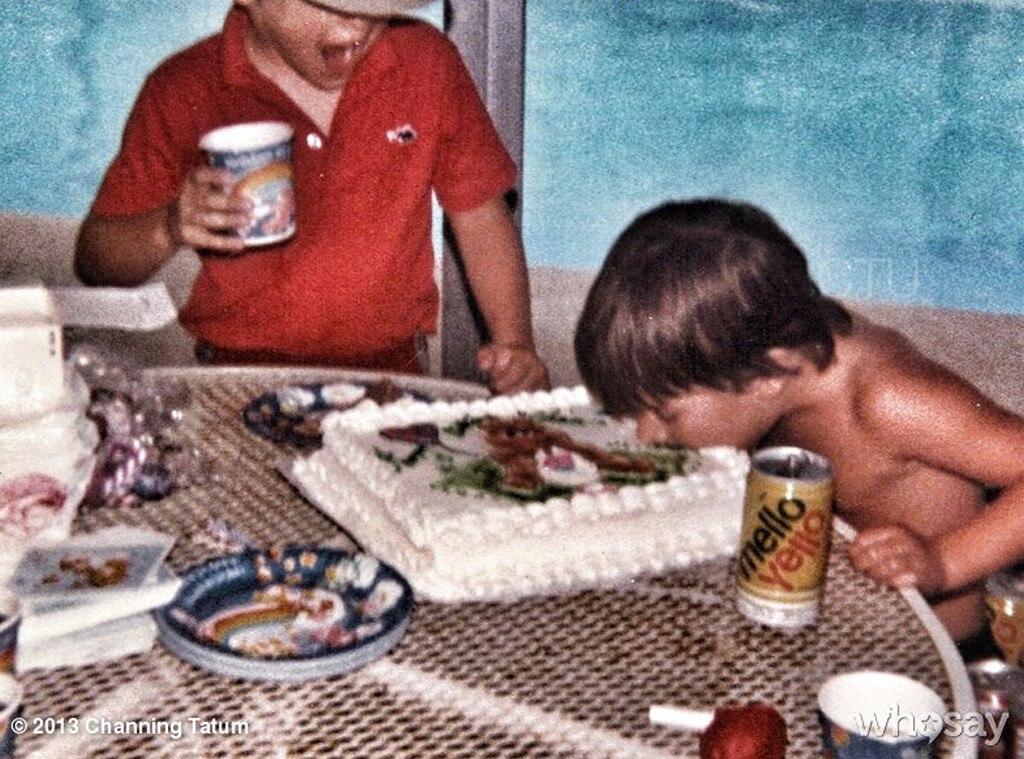 Channing Tatum, Cake