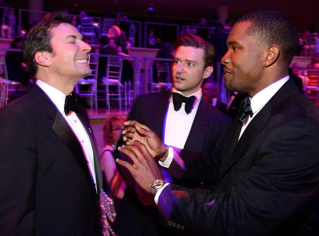 Jimmy Fallon, Justin Timberlake, Frank Ocean