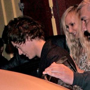 Harry Styles, Kimberly Stewart