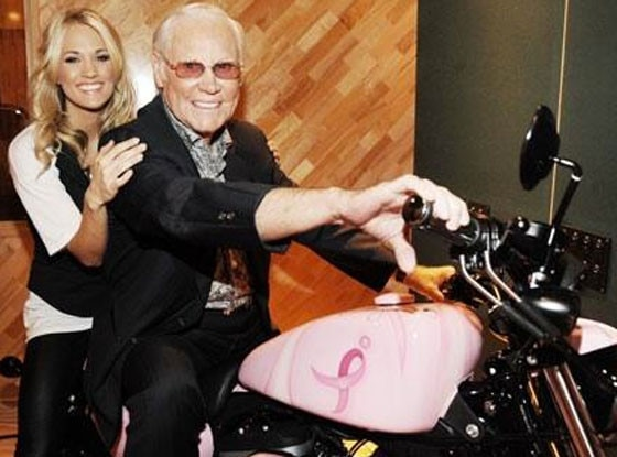 Carrie Underwood, George Jones