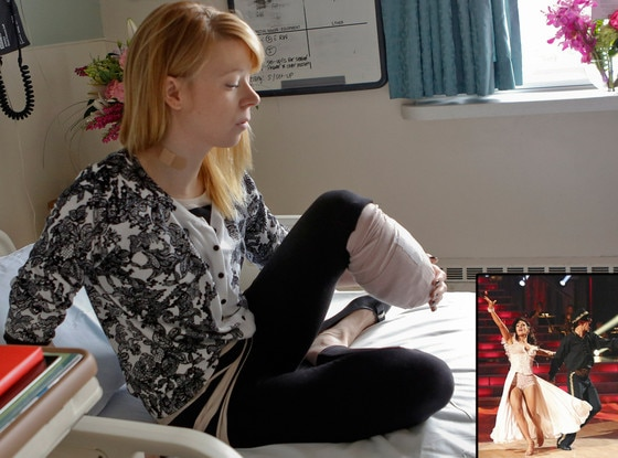 Adrianne Haslet, Dancing With The Stars