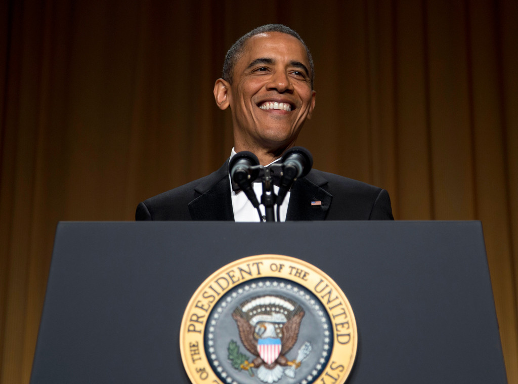 Barack Obama, White House Correspondents' Association Dinner