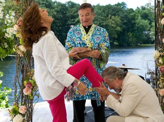 Robin Williams, Big Wedding