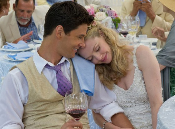 Amanda Seyfried, Big Wedding