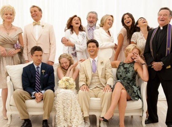 Amanda Seyfried, Big Wedding