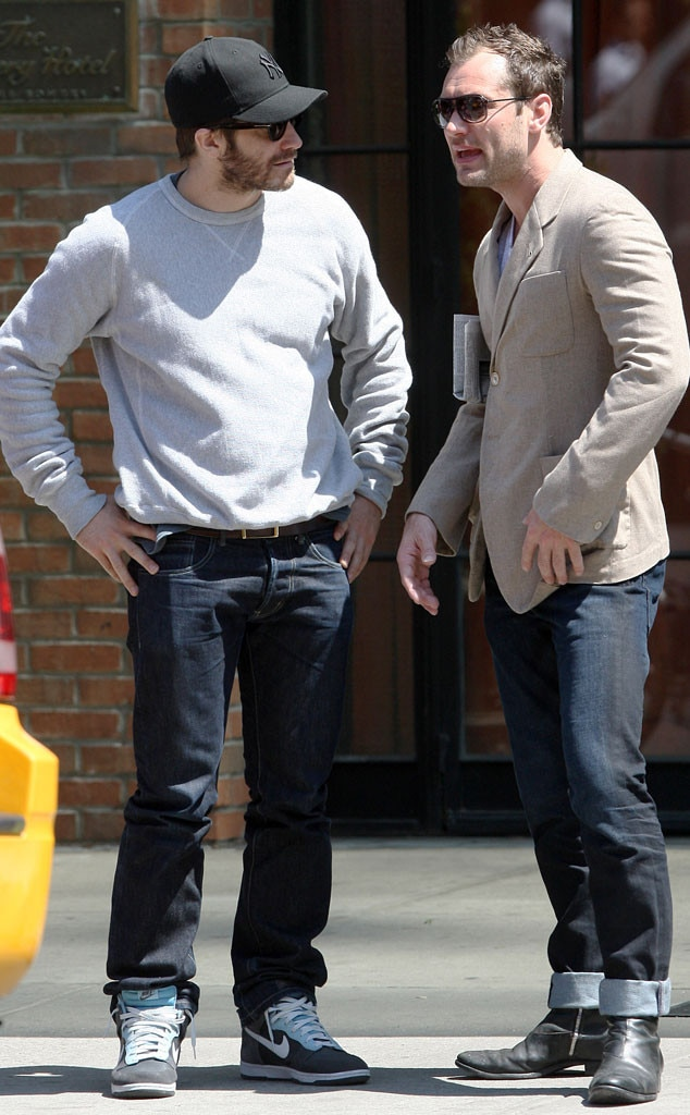 Jude Law, Jake Gyllenhaal