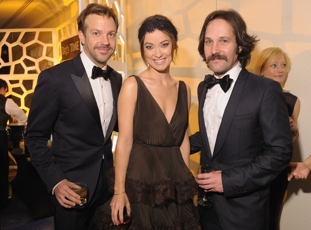 Jason Sudeikis, Olivia Wilde, Paul Rudd