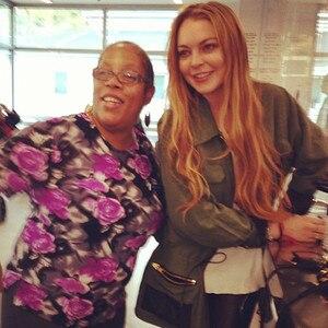 Lindsay Lohan, Impound Lot