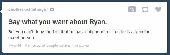Ryan Lochte Tumblr