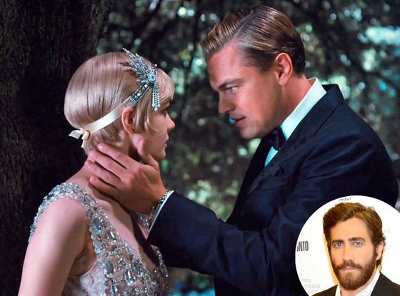 The Great Gatsby, Leonardo DiCaprio, Carey Mulligan, Jake Gyllenhaal