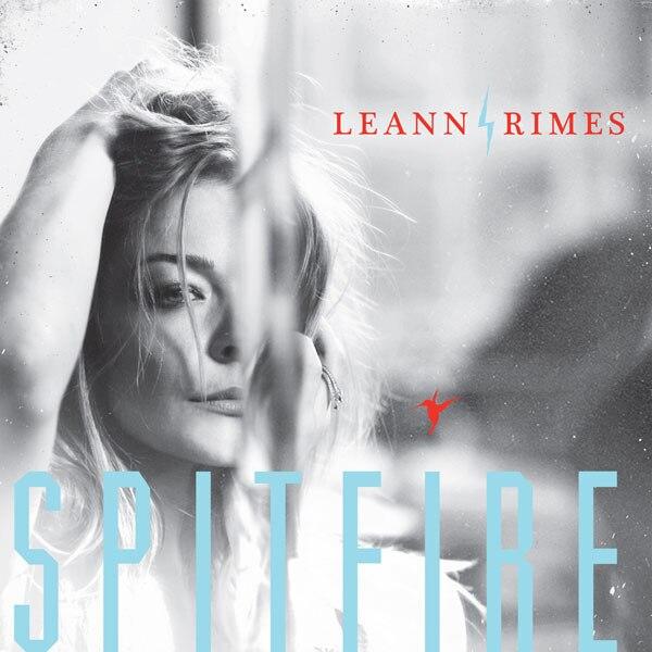 Leann Rimes, Spitfire Album Cover