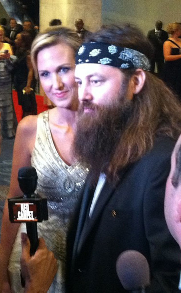 WHCD Dinnner, Malkin Twit Pics, Willie from Duck Dynasty