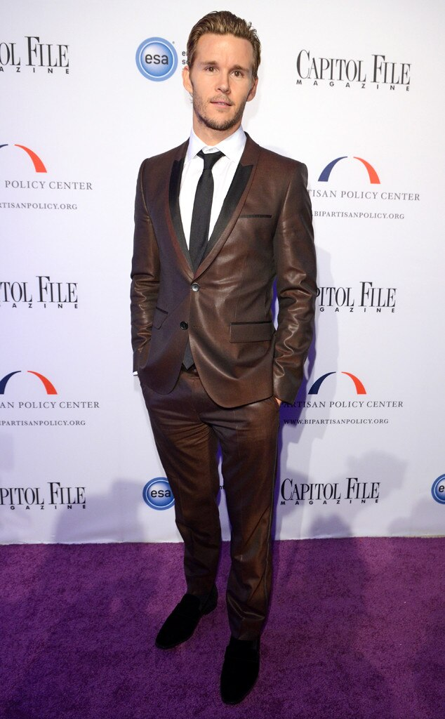 Ryan Kwanten, Capitol File's White House Correspondents' Association Dinner after party