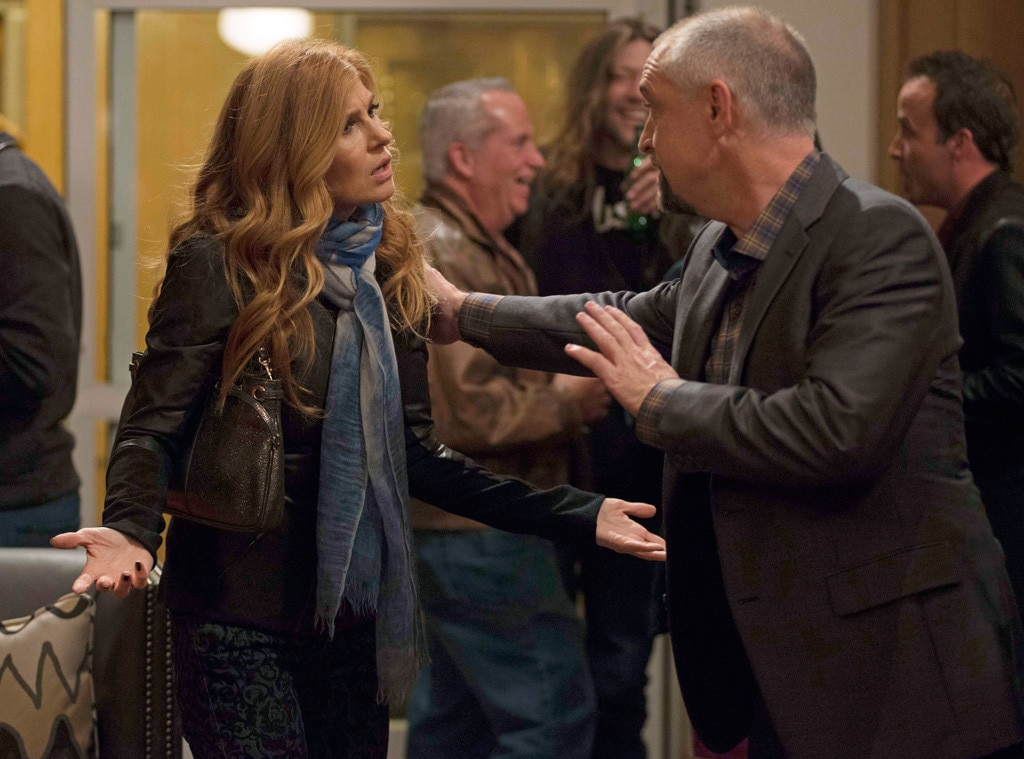 Connie Britton, Ed Amatrudo, Nashville