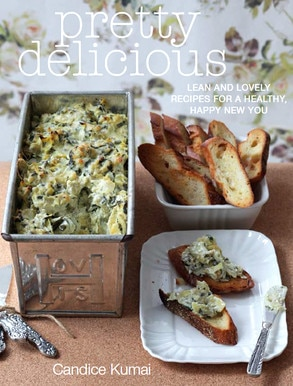Candice Kumai, Pretty Delicious: Lean Lovely Recipes for a Healthy, Happy New You, Book
