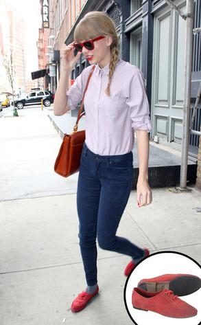 Taylor Swift, Vintage Shoe Company