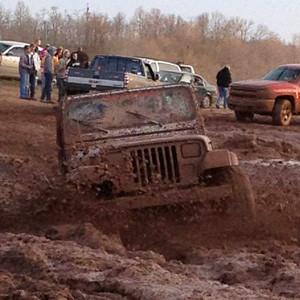 1st Annual Shain Gandee Memorial Mud Run