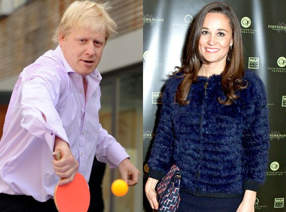 Boris Johnson, Pippa Middleton