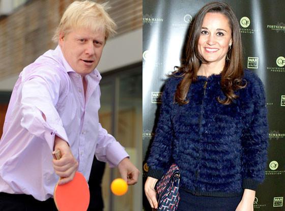 Boris Johnson, Pippa Middleton