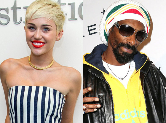 Miley Cyrus, Snoop Dogg, Snoop Lion