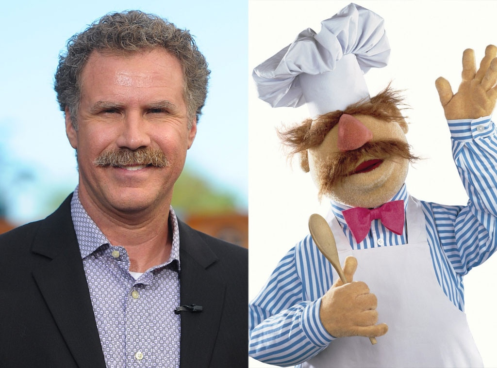 Will Ferrell, Swedish Chef