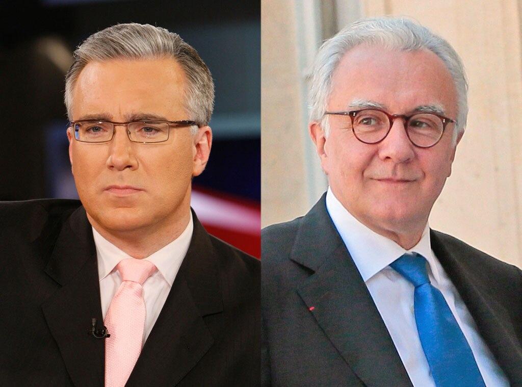 Keith Olberman, Alain Ducasse