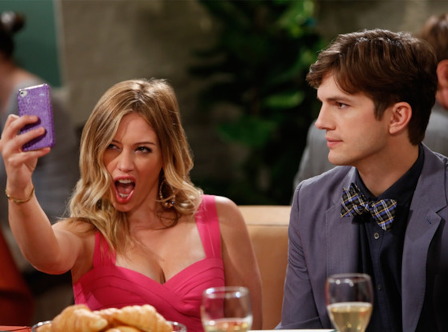 Hilary Duff, Two and a Half Men